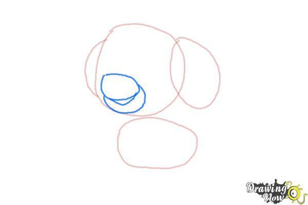 Как нарисовать скай поэтапно